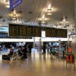 Photo intérieure de l'aéroport de Hanovre