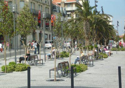 Place Clemenceau – Biarritz – France