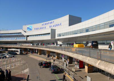 Aéroport de Toulouse Blagnac – France