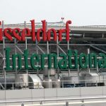 Logo aéroport Dusseldorf