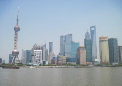 World Trade Center – Shanghai – Chine