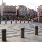 Place du Vigan Albi
