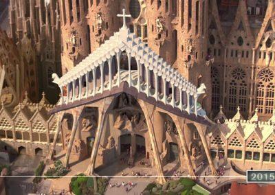 Sagrada Familia – Barcelone – France
