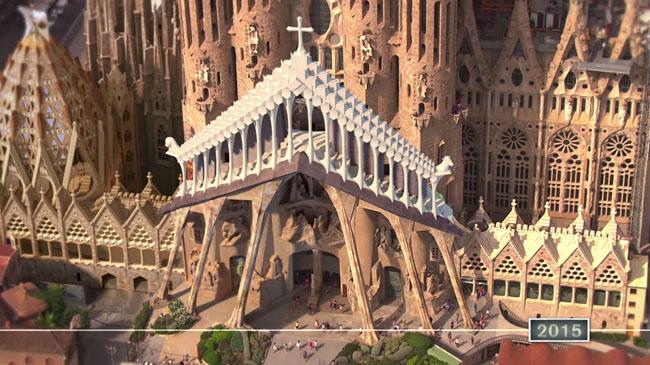 Reportage Sagrada Familia – Barcelone – Espagne